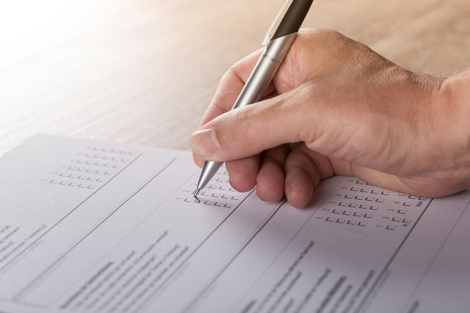 Citizens Corner: North End Voter Checklist