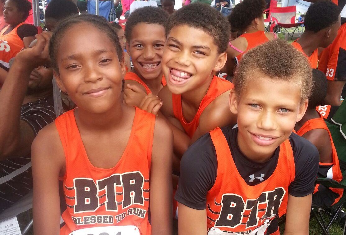 Mansfield, youth, necic, north end, small grant, blessed to run, track and field